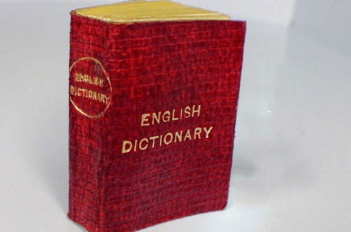 Bryce's English Dictionary